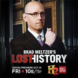 Brad Meltzers Lost History