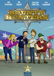Bounty Hunters (2013)